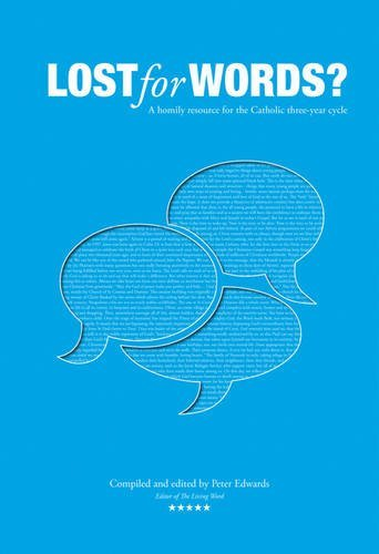 9780852313688: Lost for Words: A Homily Resource for the
