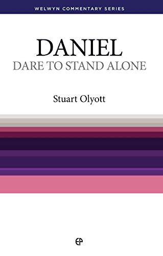 9780852341636: WCS Daniel: Dare to Stand Alone (Welwyn Commentary)