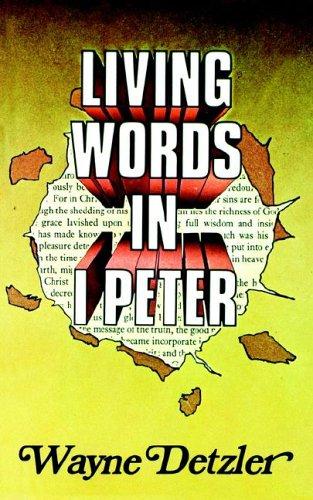 9780852341650: Living Words Series-1 Peter