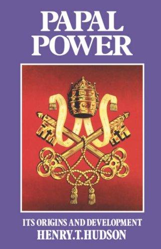 9780852342695: Papal Power