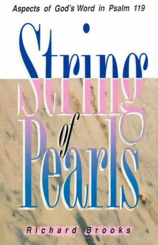 String of Pearls: Richard Brooks