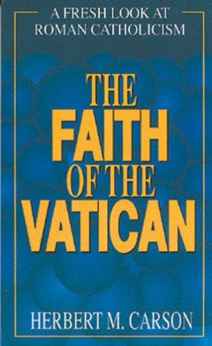 9780852343456: Faith of the Vatican
