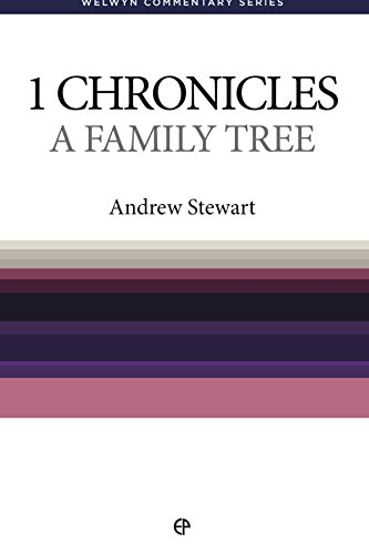 1 Chronicles : A Family Tree: Jenkins, Geraint H.