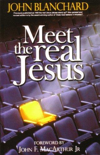 9780852344996: Meet the real Jesus
