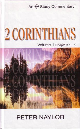 9780852345023: Epsc 2 Corinthians Volume 1 (Evangelical Press Study Commentary) (Chapters 1-7 Vol 1)