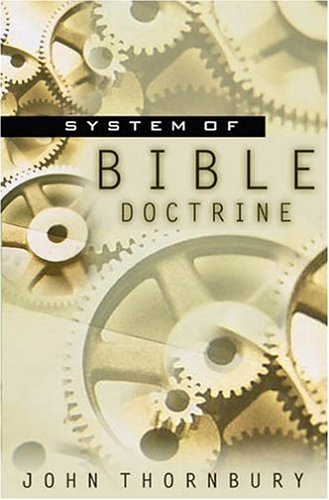 9780852345269: A System of Bible Doctrine