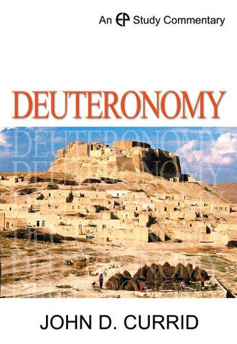 9780852346273: Deuteronomy (Evangelical Press Study Commentary) (EPSC Commentary Series)