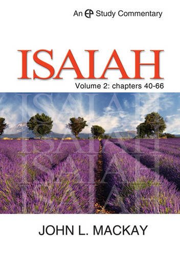 9780852346822: Isaiah Vol 2 (Ep Study Commentary)