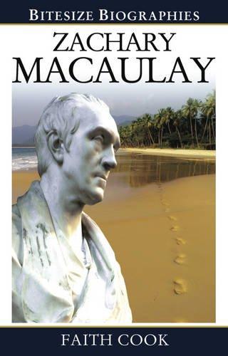 9780852347843: Zachary Macaulay (Bitesize Biographies)