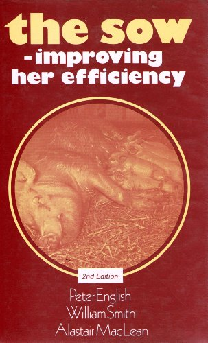 9780852361276: The Sow: Improving Her Efficiency