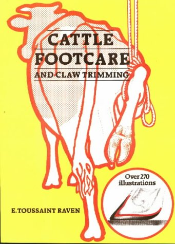 9780852361498: Cattle Footcare and Claw Trimming