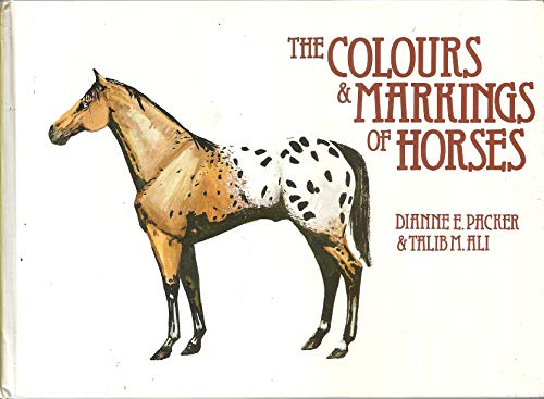 9780852361566: Colours and Markings of Horses