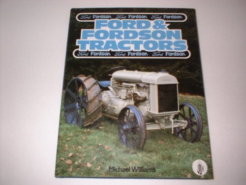 9780852362020: Ford and Fordson Tractors