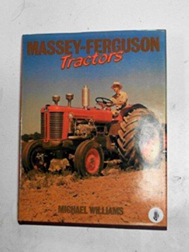 9780852362037: Massey Ferguson Tractors