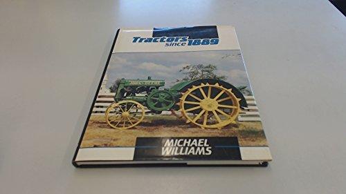 9780852362235: Tractors Since Eighteen Eighty-Nine