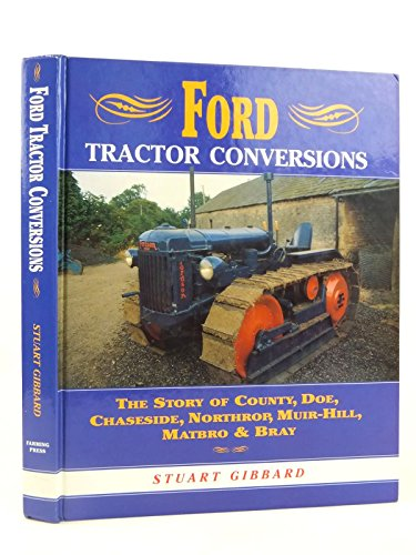 9780852363089: Ford Tractor Conversions
