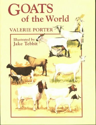 9780852363478: Goats of the World