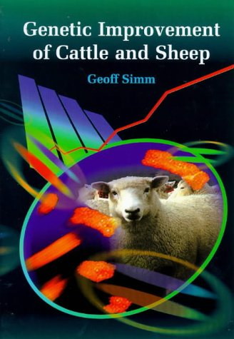 9780852363515: Genetic Improvement of Cattle and Sheep