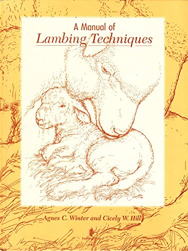 9780852364079: A Manual of Lambing Techniques