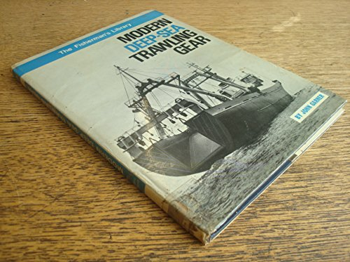 9780852380321: Modern Deep Sea Trawling Gear (Fisherman's Library)