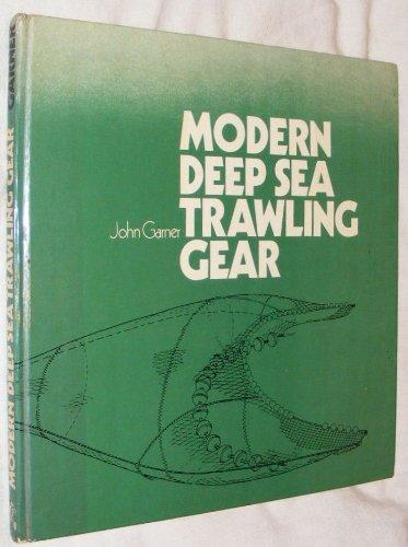 9780852380857: Modern Deep Sea Trawling Gear