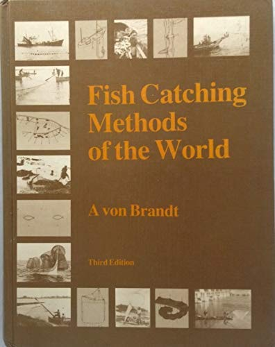 Fish catching methods of the world: Von Brandt, Andres
