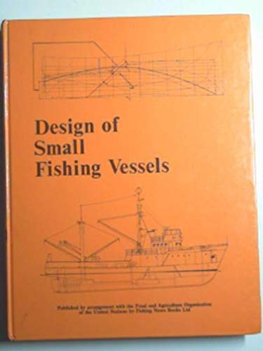 9780852381335: Design of Small Fishing Vessels/Fn119