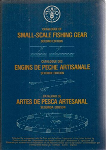 9780852381472: FAO Catalogue of Small Scale Fishing Gear (Fn125)
