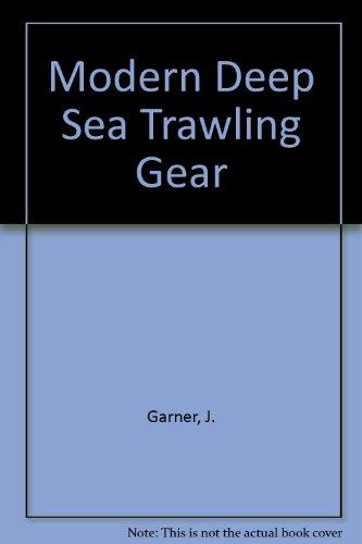 9780852381595: Modern Deep Sea Trawling Gear