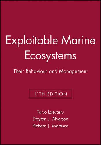 9780852382257: Exploitable Marine Ecosystems: Their Behaviour and Management : The Nature and Dynamics of Marine Ecosystems : Their Productivity, Bases for Fisheries, and Management