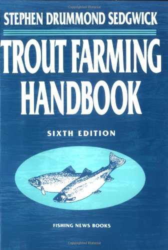 9780852382325: Trout Farming Handbook (Fishing News Books)