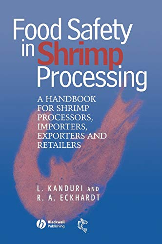 9780852382707: Food Safety in Shrimp Processing