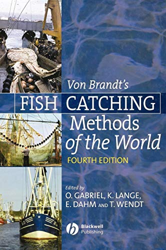 Von Brandts Fish Catching Methods Of The: Gabriel, Lange Et