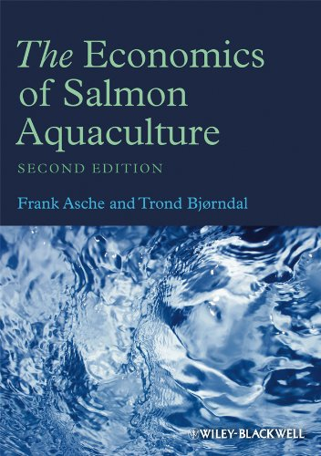 9780852382899: The Economics of Salmon Aquaculture