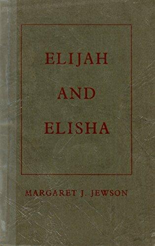 9780852410387: Elijah and Elisha