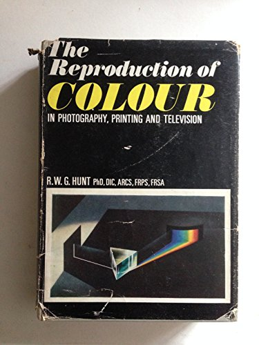 9780852420003: Reproduction of Colour