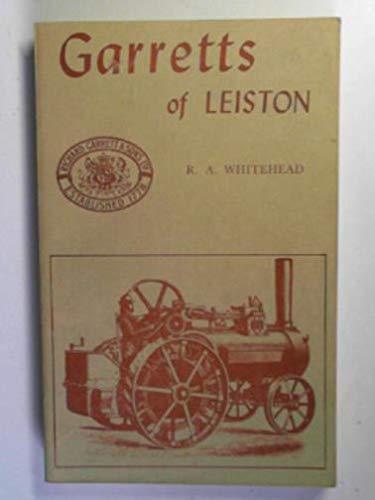 Garretts of Leiston: Whitehead, R.A.