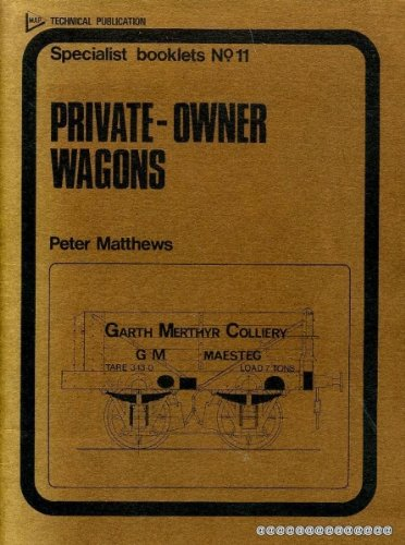 Private - Owner Wagons: Matthews, Peter