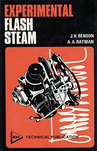 9780852423523: Experimental Flash Steam