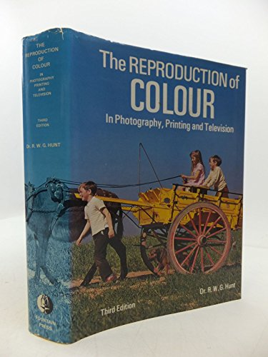 9780852423561: Reproduction of Colour