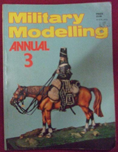 9780852424674: Military Modelling Annual -3