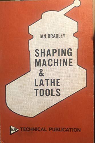 9780852424858: Shaping Machine and Lathe Tools