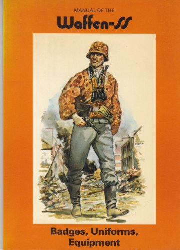 9780852424872: Manual of the Waffen-SS