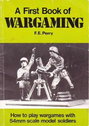 9780852425176: First Book of War Gaming