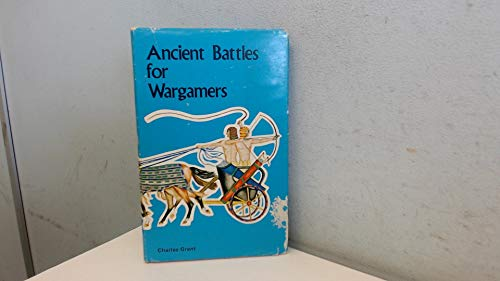 9780852425534: Ancient Battles for Wargamers