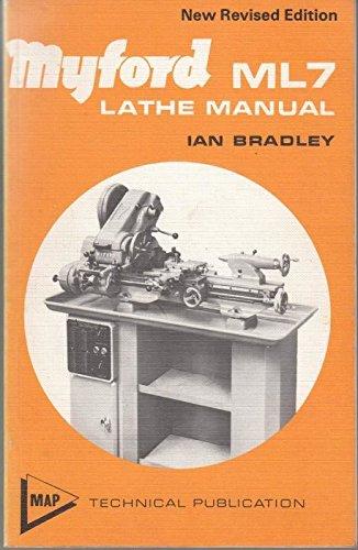 9780852425565: Myford ML7 Lathe Manual