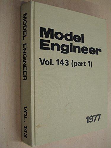 9780852425657: Model Engineer Volume 143 (Part 1) 1977