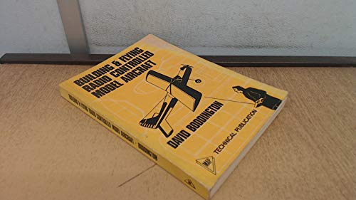 9780852425671: Building and Flying Radio Controlled Model Aircraft (MAP technical publication)