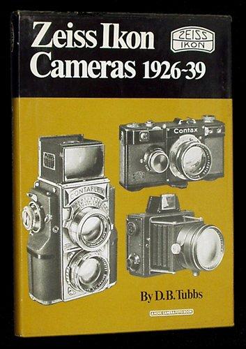 9780852426043: Zeiss Ikon Cameras, 1926-1939