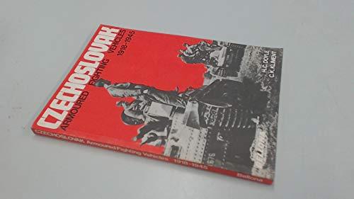 9780852426289: 'CZECHOSLOVAK ARMOURED FIGHTING VEHICLES, 1918-45'